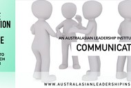 Image for event: Leadership Skills:Effective Communication In The Workplace