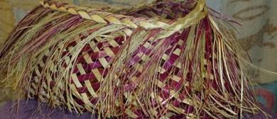 Raranga Harakeke: Art of Flax weaving with Annie AhMu