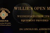 Willie's Open Mic