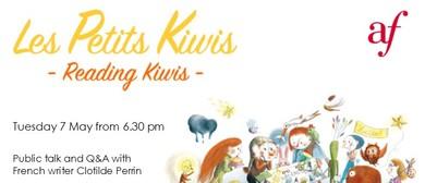 Les Petits Kiwis - Public Talk
