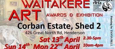 Waitakere Art Awards & Exhibition