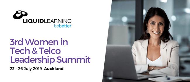 3rd Women In Tech & Telco Leadership Summit