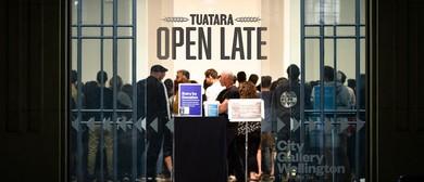 Tuatara Open Late