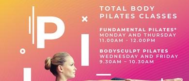 Fundamental Pilates Course