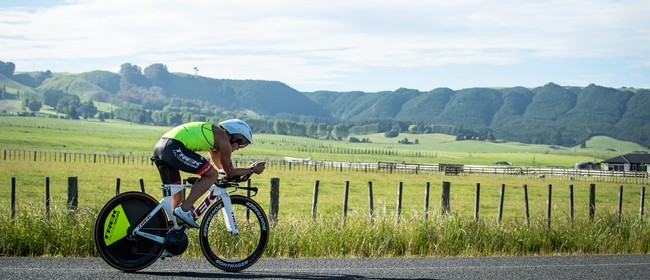 Ironman 70.3 New Zealand