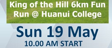 Stonewood Homes King of the Hill 6km Fun Run