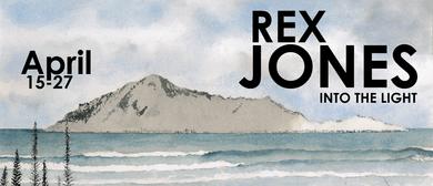 Into the Light - Rex Jones
