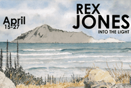 Into the Light - Rex Jones