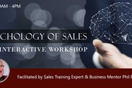 Image for event: Psychology of Sales - An Interactive Workshop