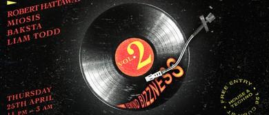 Rewind Bizzness Vol. 2 (A Night of House & Techno)
