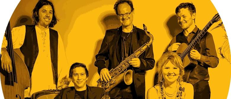 La Luna & The Gadjos, NZ International Jazz & Blues Festival