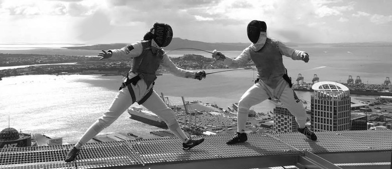 Learn to Fence - Intro Course - Auckland Swords Fencing Club