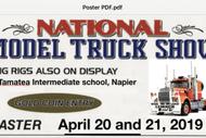 NZ Model Truck Show