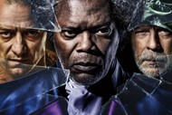 Image for event: Glass - Friday  Night Film