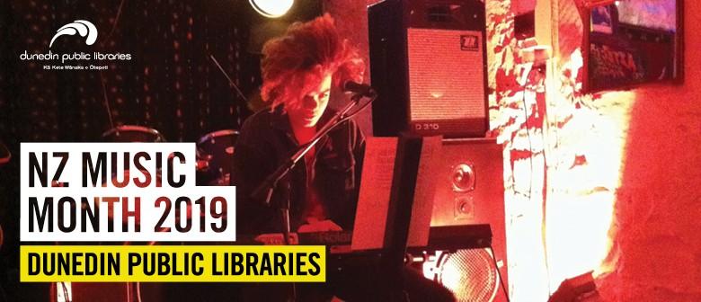 NZ Music Month: Going Local Dunedin 2019
