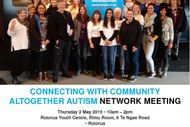 Image for event: Altogether Autism - Connecting with Community