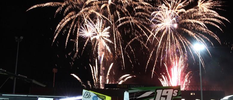 Season Ending Fireworks Extravaganza