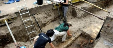 Hidden Treasures - Hidden Atrocities: Archaeology Week