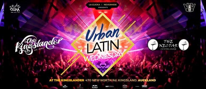 Urban Latin Wednesdays