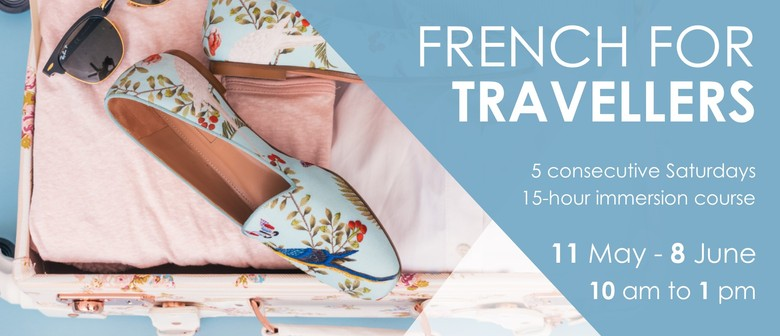 French for Travellers - May Workshop