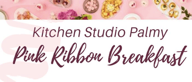 Pink Ribbon Breakfast - Kitchen Studio