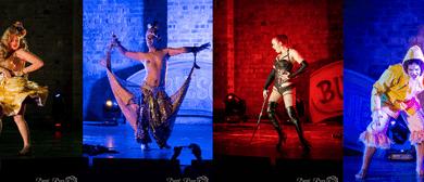 NZ Burlesque Festival 2019 - The Royal Tease