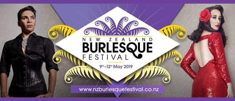 NZ Burlesque Festival 2019 - Spectacular Tease