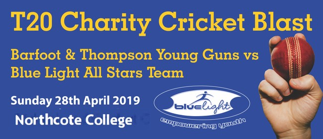 Blue Light T20 Charity Cricket Bash