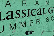 Taranaki Classical Guitar Summer School