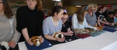 Garden City Cavy Club Show Day - All Breeds and Pets