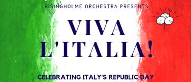 Risingholme Orchestra - Viva L'Italia!