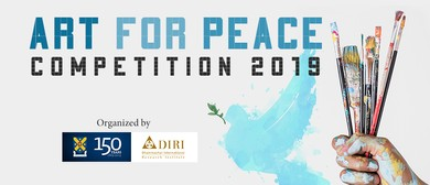 Art for Peace Competition 2019