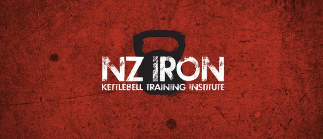 NZ Iron Kettlebell Course - Level 1