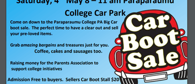 The Great Car Boot Sale