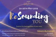 Image for event: Retreat: ReSounding You