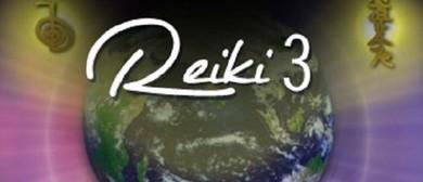 Reiki 3 Attunement Class