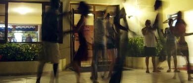 Salsa At the Hub