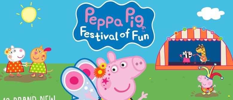 Peppa Pig Festival Of Fun