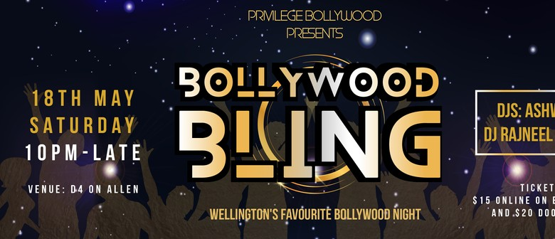 Bollywood Bling at D4 on Allen