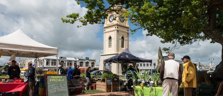 Farmers and Craft Markets: From Kāpiti