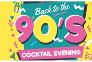 Image for event: Back to the 90s