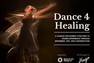 Image for event: Dance 4 Healing