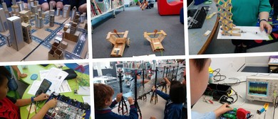 Young Engineers Workshop – After-School Program Ages 8+