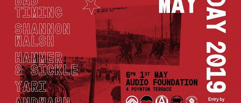 Tāmaki Makaurau Anarchists – May Day 2019