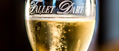 Mother's Day French Champagne Tasting and Petits Fours Class