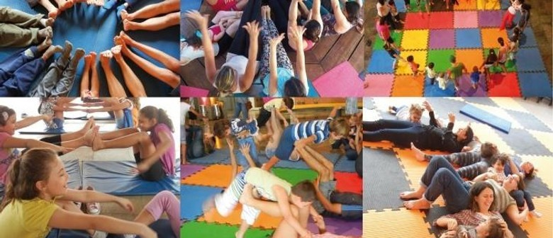 Yoga for Kids 4–6