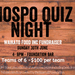 Hospo Quiz at Foundation Bar