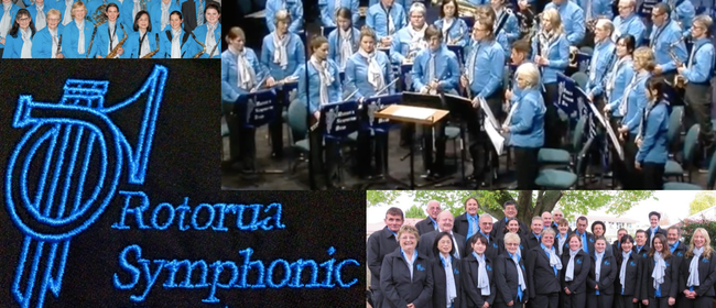 A Day At The Movies Concert by Rotorua Symphonic Band