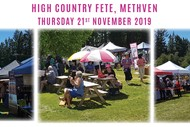Image for event: High Country Fete Methven