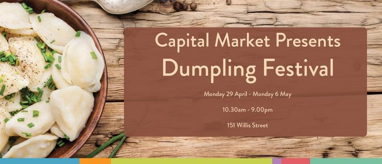 Capital Market Dumpling Festival